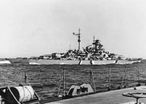 Bismarck Class - kapal perang