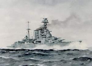Kapal Perang hood class