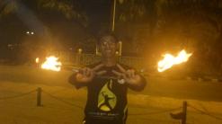 christ fire