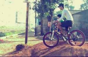 Gowes_with my daughter_1
